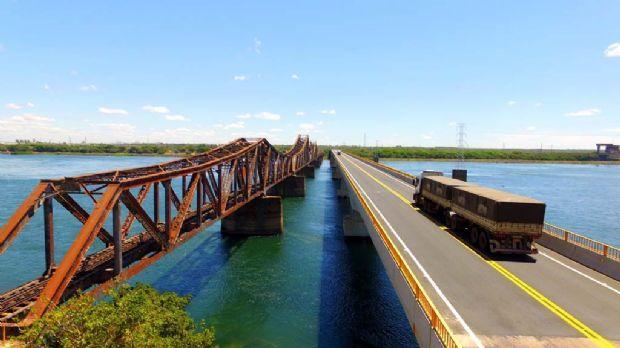 Ponte de ligação mato grosso / são paulo